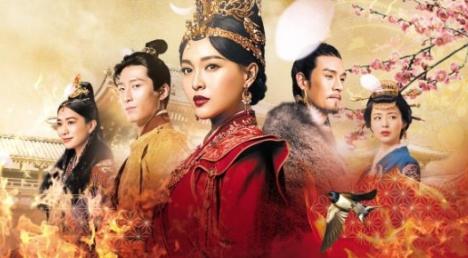 中国時代劇「燕雲台-The Legend of Empress-」WOWOWで放送・配信6/10スタート!第1話無料放送