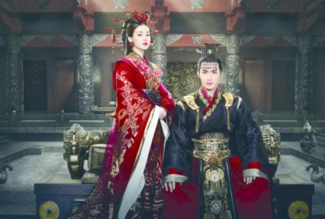 ディリラバ×チャン・ビンビン再共演「麗姫と始皇帝~月下の誓い~」BS11で7/8からBS初放送!