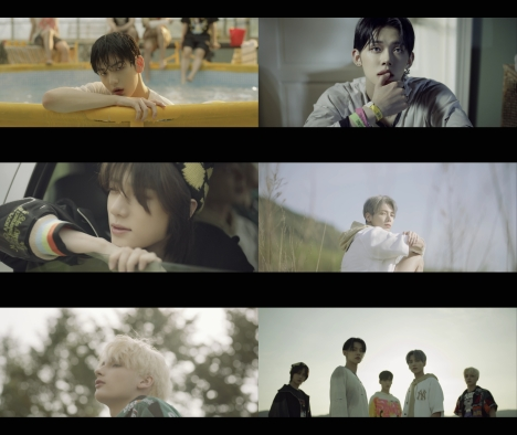 TOMORROW X TOGETHER、2ndアルバムリード曲「0X1=LOVESONG (I Know I Love You) feat. Seori」MV公開<br/>