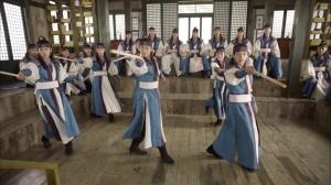 「花郎(ファラン)」第8話ネタバレあらすじと見どころ:イケメン花郎たちの群舞と楽 全20話版