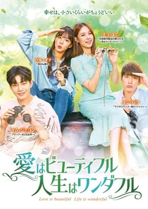 「愛はビューティフル、人生はワンダフル」9月DVD-BOX発売決定!あらすじと予告動画