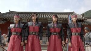 「花郎(ファラン)」第14話ネタバレあらすじと見どころ:アロを守るため…私が王だと名乗るのは?|全20話版<br/>