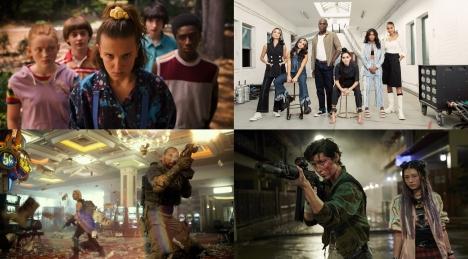 Netflix:初のオンラインファンイベントにて『ストレンジャー・シングス』『バイオハザード』など新情報発表!