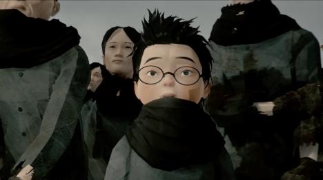 速報!メディアアートの世界的イベントにて『トゥルーノース』がコンピューターアニメーション部門・栄誉賞受賞!<br/>