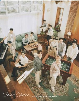SEVENTEEN 8thミニアルバム「Your Choice」よりタイトル曲「Ready to love」MV公開!