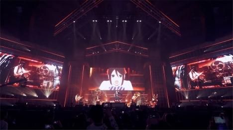 "WGB (和楽器バンド)『大新年会2021 日本武道館 ~アマノイワト~』収録""生命のアリア""のライブ映像公開!<br/>"