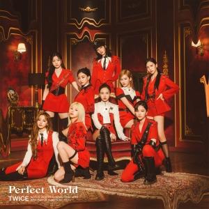 TWICE、JAPAN 3rd ALBUM「Perfect World」4形態新ビジュアル解禁!