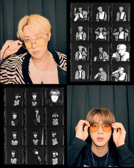 BTS、新たなコンテンツリレー「バトンタッチ」…二番目の主人公はJ-HOPEとJIN!