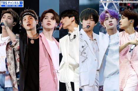 BTSドキュメンタリー「BTS BREAK THE SILENCE: DOCU-SERIES」8月TBSチャンネル1で日本初独占放送!