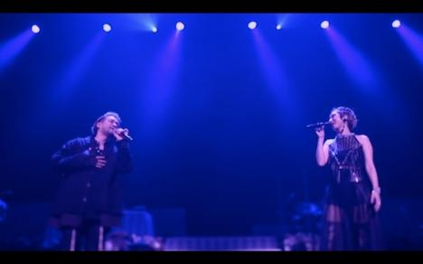 Ms.OOJA×JAY'ED「また君と feat. Ms.OOJA」ライブ映像を日本語&中国語の歌詞字幕付きでフルサイズ公開!