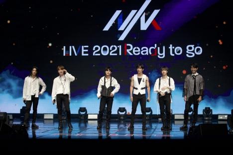 NIK(ニック)2021年第1弾ライブ「Ready to go」レポート&ライブ写真&セトリ公開