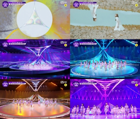 『Girls Planet 999』参加者99名K、C、Jグループによるシグナル曲「O.O.O」フォーマンス映像全公開