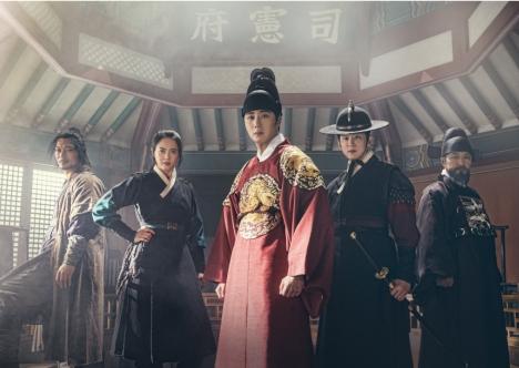 NHK「ヘチ 王座への道」今夜第21話は23時15分スタート、以降の放送日も変更