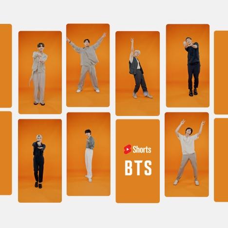 BTS·YouTubeショート独占「Permission to Dance Challenge」開催!