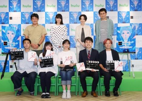 「HU35」ファイナリスト発表!橋本愛、沖田修一監督、本谷有希子、シソンヌじろうが未来のクリエイターたちに熱いエール