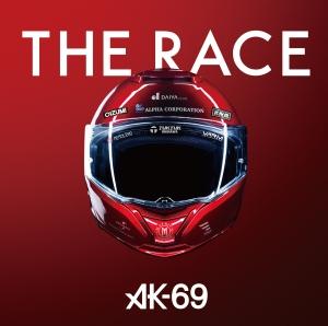 AK-69最新にして最強のアルバム「The Race」から「Thirsty feat. RIEHATA」MV公開