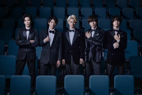King & Prince、<かぐや様 ファイナル>主題歌「恋降る月夜に君想ふ」10月6日に発売決定