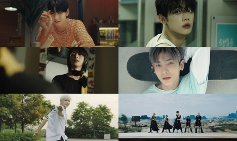 TOMORROW X TOGETHERニューアルバムタイトル曲「LO$ER=LO♡ER」MV公開