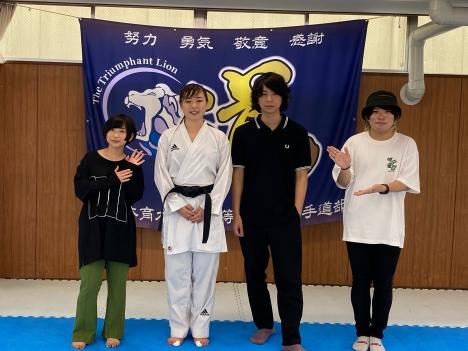 Hakubi、空手選手・植草歩との競演による新曲「栞」MV公開