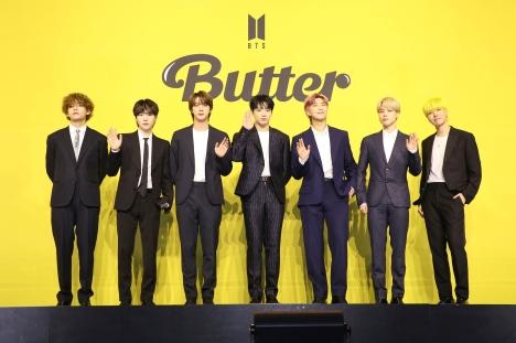 BTS(防弾少年団)メーガン・ザ・スタリオンがフィーチャリング参加した「Butter」新バージョンMV公開