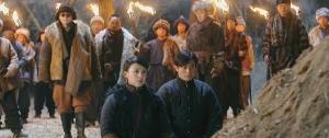 BS12「鏢門(ひょうもん)Great Protector」第26-30話あらすじ:新たな大親分~一代の終焉