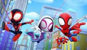 「スパイディとすごいなかまたち」特別放送ディズニー・チャンネルにて9月12日日本初放送、トレーラー公開
