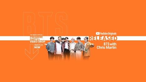 BTS「RELEASED」SPエピソード公開!「Permission to Dance」グローバルダンスチャレンジ版MV公開