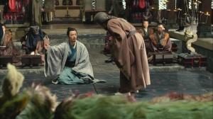 BS12「鬼谷子-聖なる謀-」第36-40話あらすじ:楚王への忠誠~絶体絶命
