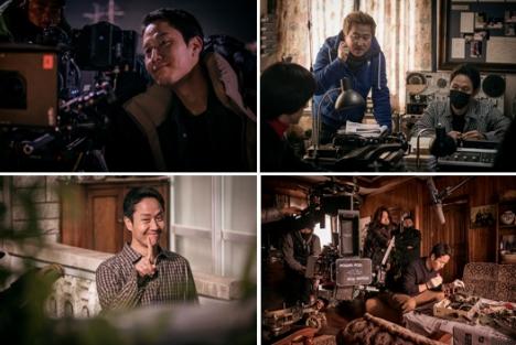 韓国社会派ヒューマンサスペンス『偽りの隣人 ある諜報員の告白』メイキング写真解禁