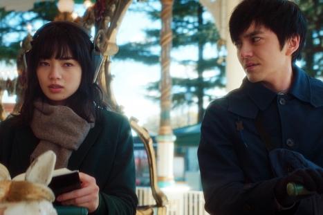 映画『恋する寄生虫』11/12に公開決定!林遣都と小松菜奈が寄り添っていく場面写真解禁