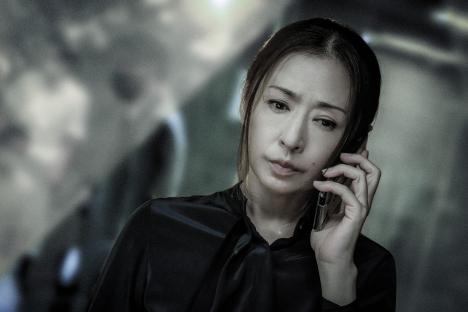 「連続ドラマW 邪神の天秤 公安分析班」に松雪泰子が公安・警部補役で出演決定!