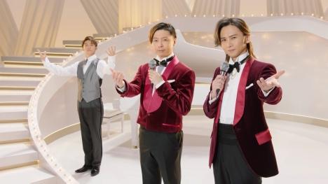 KinKi Kids「デュオ」新CMに「キシボー」今度はピアノの伴奏者として登場!