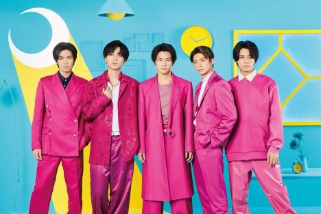 King & Prince「恋降る月夜に君想ふ」MVメイキングとコメント映像本日公開!
