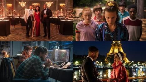 Netflixファンイベント「TUDUM」で新情報一挙解禁!『レッド・ノーティス』『ドント・ルック・アップ』『ストレンジャー・シングス』など映像公開