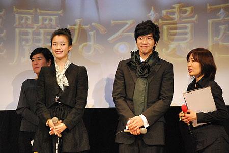 「華麗なる遺産」放送開始記念イベント2010/3/5(イベントレポート)