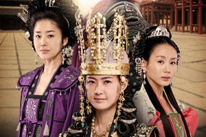 「善徳女王」を輝かせた3人の女優たち