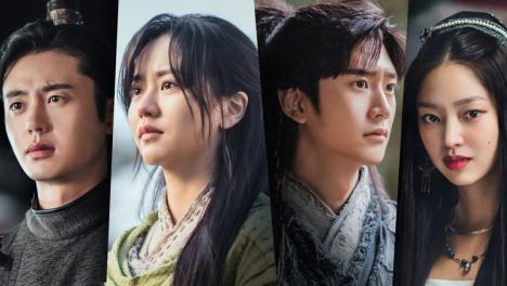 【「王女ピョンガン 月が浮かぶ川」を2倍楽しむ】韓国ドラマ、各話のあらすじ、見どころ、時代背景、キャスト紹介
